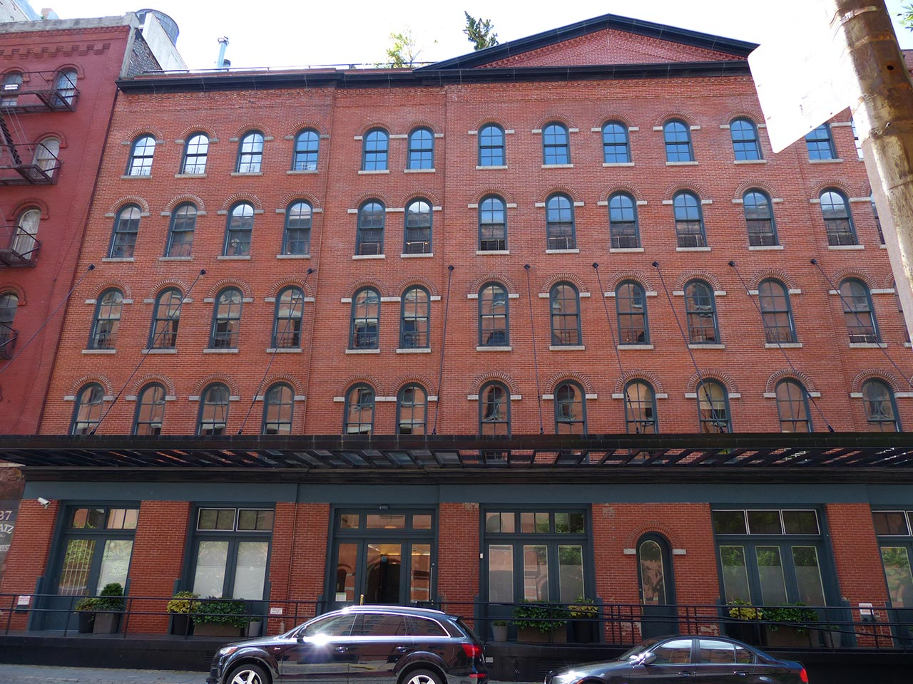 39-45 Vestry Street, Manhattan