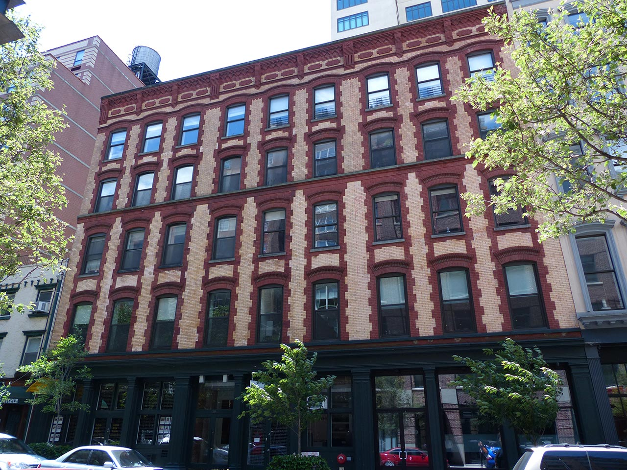 137-141 Reade Street, New York, NY