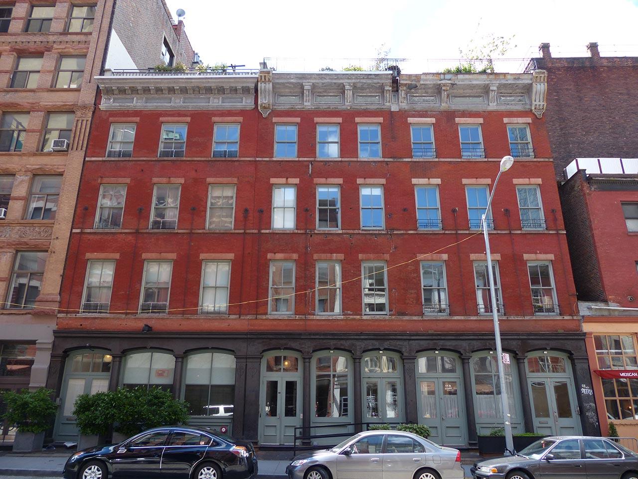 13-17 Harrison Street, Manhattan