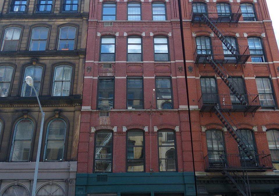 109 Reade St., New York, NY